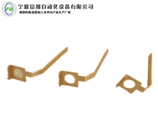 Precision copper stamping parts